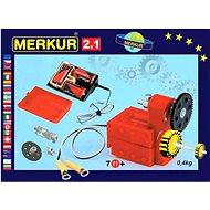 Merkur elektromotorek - Stavebnice
