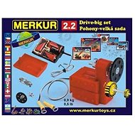 Merkur elektromotorek a převody 2.2 - Stavebnice