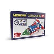 Merkur raketoplán - Stavebnice