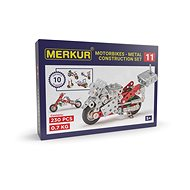 Merkur motocykl 011 - Stavebnice