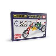 Merkur motocykly 018 - Stavebnice