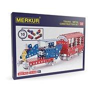 Merkur železniční modely 032 - Stavebnice