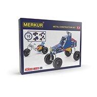 Merkur Velká sada vozidel 1.1 - Stavebnice