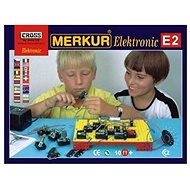 Merkur elektronik E2 - Stavebnice