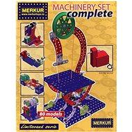 Merkur Machinery Set Complete - Stavebnice