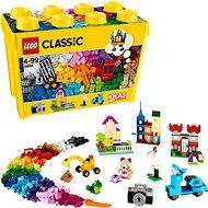 LEGO Classic 10698 Veľký kreatívny box - Stavebnice