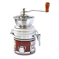 Toro Mlýnek na kávu, porcelán, nerez, motiv Espresso