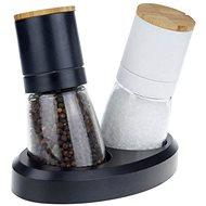 Toro Mlýnek na sůl a pepř, 6.5/13.2cm, 140ml, 2ks - Mlýnek na koření mechanický