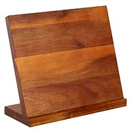 Toro Stojan na nože magnetický, akátové dřevo - Stojan na nože