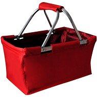 Toro Nákupní košík skládací 29l - červený - Nákupní košík