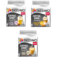 Tassimo Pack Coffee Shop Selection 2+1 - Kávové kapsle