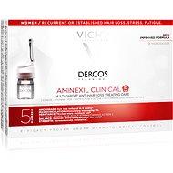 VICHY Dercos Aminexil Clinical 5 Women 21 x 6 ml - Vlasová kúra
