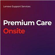 Lenovo Premium Care Onsite pro Entry NB (rozšíření základní 2leté záruky na 2 roky Premium Care) - Rozšíření záruky