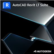 AutoCAD Revit LT Suite 2021 Commercial New na 1 rok (elektronická licence) - CAD/CAM software