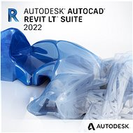 AutoCAD Revit LT Suite Commercial Renewal na 3 roky (elektronická licence)  - CAD/CAM software