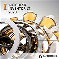 Inventor LT Commercial Renewal for 2 Years (Electronic License) - CAD/CAM Software