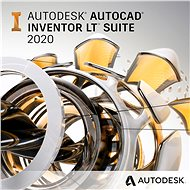 AutoCAD Inventor LT Suite Commercial Renewal for 2 Years (Electronic License) - CAD/CAM Software