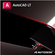 AutoCAD LT 2021 Commercial New for 1 Year (Electronic License)