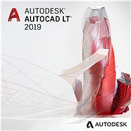 AutoCAD LT 2019 Commercial New na 3 roky (elektronická licence) - Elektronická licence