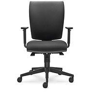 LD Seating Lyra černá - Kancelářská židle