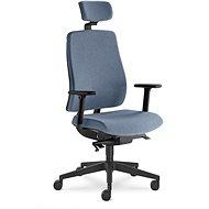 LD Seating Swing světle modrá - Kancelářská židle