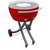 LotusGrill XXL Red s poklopem - Gril