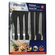 LTLM Set nožů z ušlechtilé oceli 6ks - Sada nožů