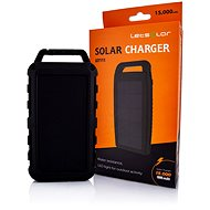 Letsolar LET111 15000mAh black - Powerbanka
