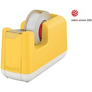 Leitz Cozy 19 mm yellow - Tape Dispenser