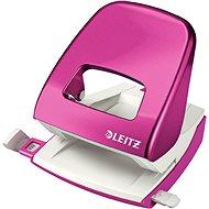 Leitz New NeXXt WOW 5008 metalická růžová - Děrovačka