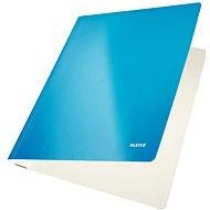 LEITZ Wow modré - 250 listů - Desky s rychlovazačem
