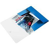 Leitz WOW tmavě modré - Desky na dokumenty