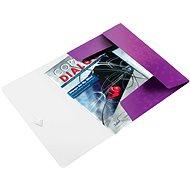 Leitz WOW fialové - Desky na dokumenty