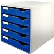 LEITZ modrý - Zásuvkový box