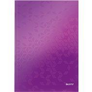 Leitz WOW A4, linkovaný fialový