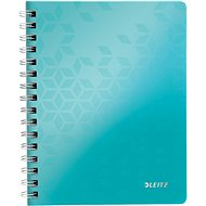 Leitz WOW A5, lined, ice blue
