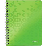 Leitz WOW A5, lined, green - Notepad