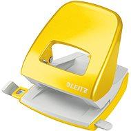 Leitz New NeXXt WOW 5008 metalická žlutá - Děrovačka