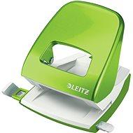 Leitz New NeXXt WOW 5008 metalická zelená - Děrovačka