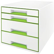 Leitz WOW CUBE zelený - Zásuvkový box