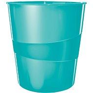 Leitz WOW ledově modrý - Odpadkový koš