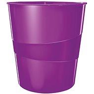 Leitz WOW purpurový - Odpadkový koš