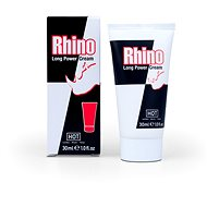 HOT Krém na penis - Hot Rhino Long Power 30 ml - Stimulační gel