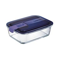 LuminArc EASY BOX obdélníkový 122 cl + víko - Dóza