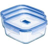 LuminArc PURE BOX ACTIVE sada boxů 3 díly - Sada dóz