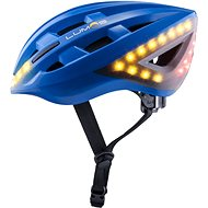 LUMOS Smart Přilba, M/L, modrá - Helma na kolo