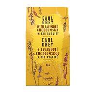 BIO Earl grey sypaný s Levandulí Chodouňskou - Čaj