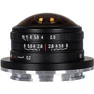 Laowa 4mm f/2,8 Fisheye Fuji X - Objektiv