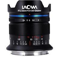 Laowa 14 mm f/4 FF RL Zero-D Canon - Objektiv