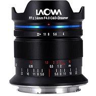 Laowa 14 mm f/4 FF RL Zero-D Nikon - Objektiv